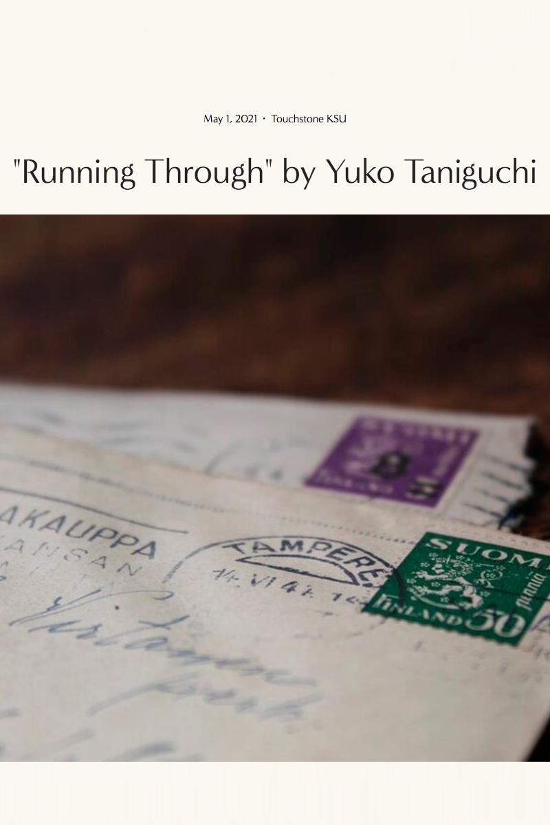 Running Through, Yuko Taniguchi